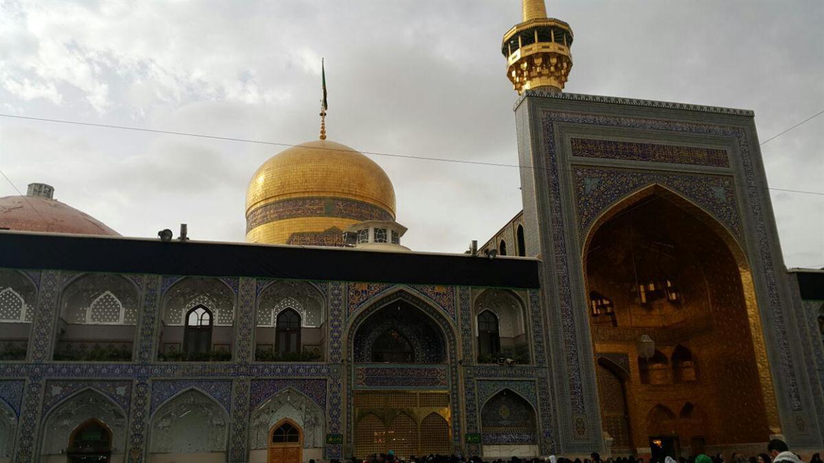 مشهد - امام رضا